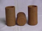 Gießtopf 6 x 12 cm braun